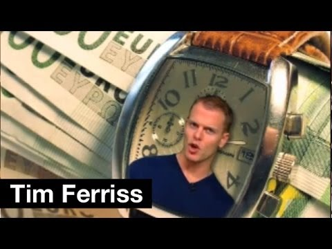 Tim Ferriss - 4-Hour Workweek Video Summary + Highlights