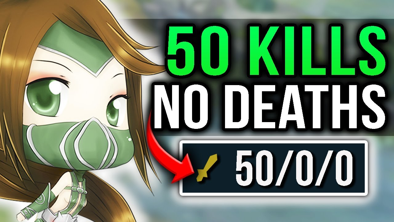 50 KILLS WITHOUT DYING CHALLENGE (AKALI RANKED CHALLENGE) (INSANE DIFFICULTY) - League of Legends
