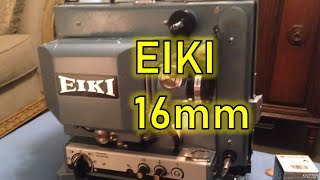 How operate your eiki rt 0 16mm projector and impress your for Mp30 projector