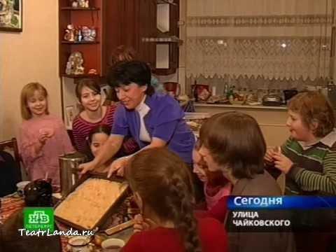 Репортаж о театре Ланда. Эфир НТВ-СПБ 15 декабря 2010 года