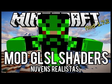 [Tutorial]MOD GLSL Shaders - Sombras Realistas Minecraft