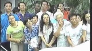 HM Queen Sirikit leaves the hospital with HRH Princess Maha Chakri Sirindhorn
