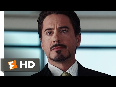 Iron Man (9/9) Movie CLIP - I Am Iron Man (2008) HD
