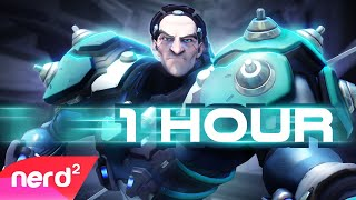 Overwatch Song | Gravity [1 HOUR] | #NerdOut ft Dan Bull (Sigma Song)