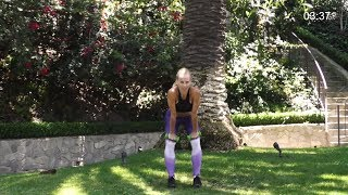 HIIT Workout - Cardio HIIT TABATA Workout - Bodyweight Only