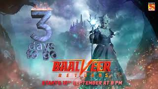 Baalveer Returns New Promo