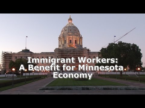 Immigrant Workers: A Benefit for Minnesota's Economy by Ruffo Romero