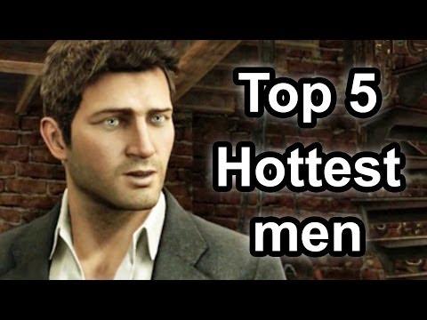 Top 5 - Hottest men in gaming