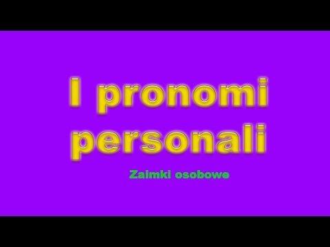 Lekcje Języka Włoskiego