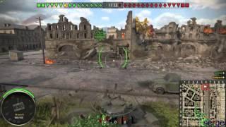 World of Tanks PS4 Обзор ангара и настройки отключаем голосовой чат