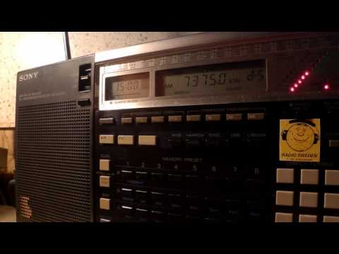 20 01 2015 Trans World Radio Europe in Russian to EaEu 1500 on 7375 Nauen, 9470 Moosbrunn
