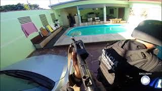 Polícia Federal prende mulher suspeita de chefiar quadrilha em Foz do Iguaçu