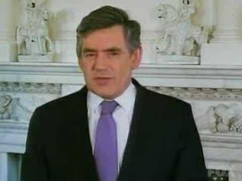 Gordon Brown american idol