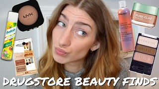 Best Drugstore Beauty Finds