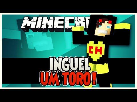 SkyWars - Forte Inguel um TORO!