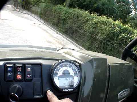 Polaris Ranger Diesel Part 1