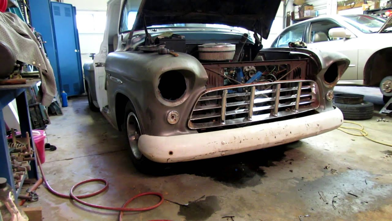 1956 Chevrolet Panel Trucks for Sale  Used on Oodle