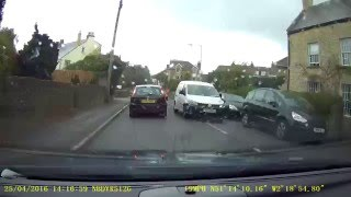 Idiot who cannot drive - Frome