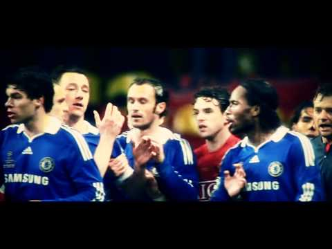 Manchester United vs. FC Chelsea - Champions league final season 2007-08