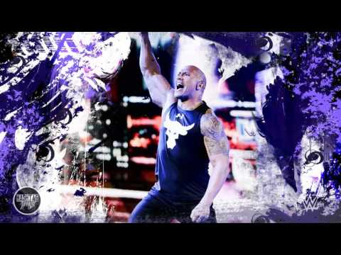 2016: The Rock 24th WWE Theme Song -