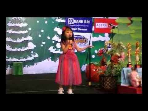 Lagu Natal Anak - Malam Yang Indah By Maria Christa video