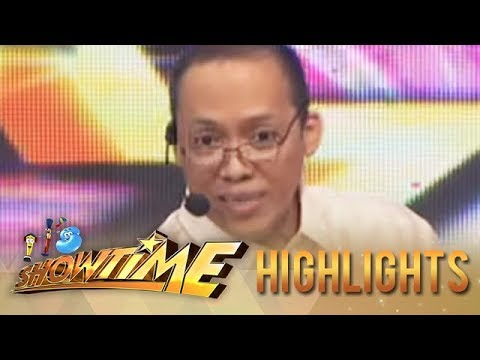 IT'S SHOWTIME Kalokalike Face 2 Level Up : PNOY