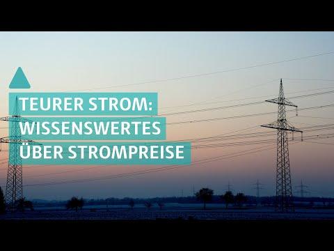 Teurer Strom - Wissenswertes über Strompreise | BAUEN & WOHNEN