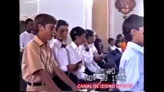 1ª Comunhão em Piraí do Sul 1992