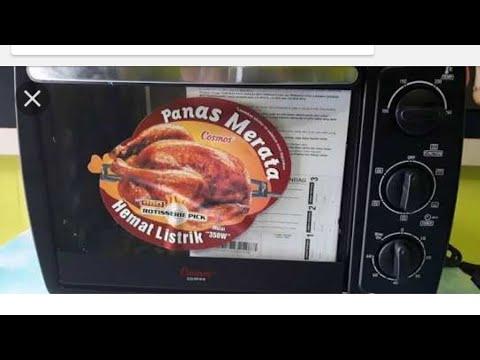 Tips Pakai Oven Listrik Aman Nyaman - Oven Listrik atau Tangkring Kompor Gas - Oven Cosmos Low Watt