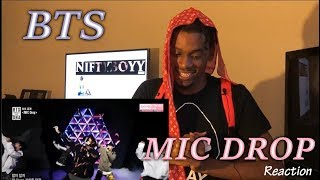 Download Lagu Rapper reacts to BTS Bulletproof Boy Scouts   MIC Drop (FIRST EVER BTS COMEBACK SHOW) Gratis STAFABAND