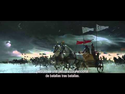 ÉXODO: DIOSES Y REYES | JOEL EDGERTON - Batalla de la Ética  | Próximamente en Cines