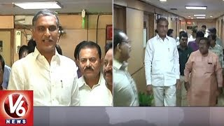 Minister Harish Rao Speech After Meeting With Union Minister Nitin Gadkari | Delhi