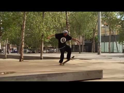 Skateboard Session with Florentin Marfaing