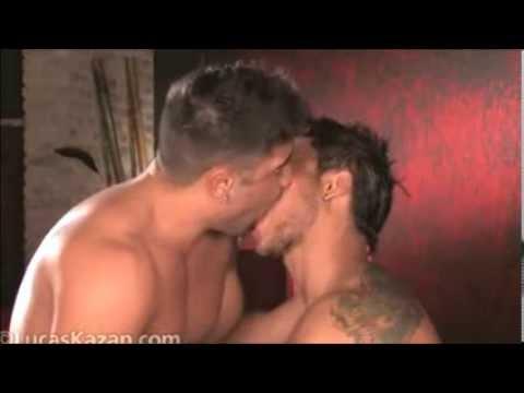 Diego Lauzen & Wagner Vittoria. Beijos video