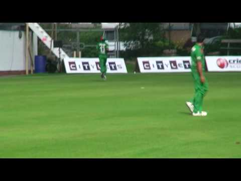 Bangladesh Netherlands Cricket Match In Glasgow.mts video