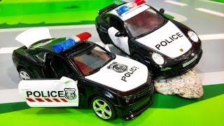 Мультики про машинки все серии подряд. Игрушки и полицейские машинки. Лего мультфильмы для детей