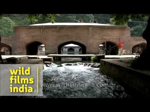 Verinag Water Spring - Jammu & Kashmir