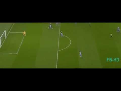 Manchester city vs Newcastle 0 - 2 All Goals Capital One 2014