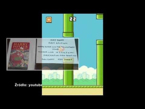 Flappy Bird paskudnie trudna gra którą pokochały miliony