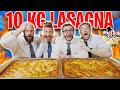 10 KG DI LASAGNA CHALLENGE vs I GENTLEMEN! - Thomas Hungry, Maurizio Merluzzo, D