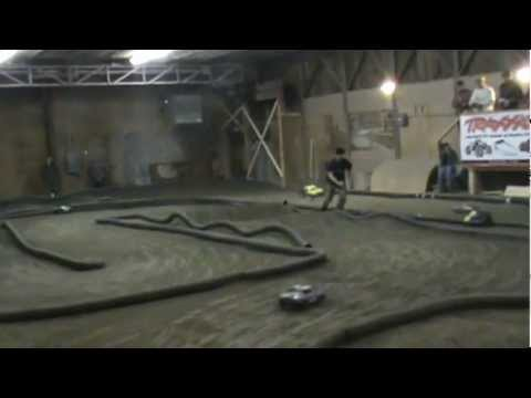 The Barn Canaan, NH SCT 4X4 Qualifying RC Racing 1/6/2013