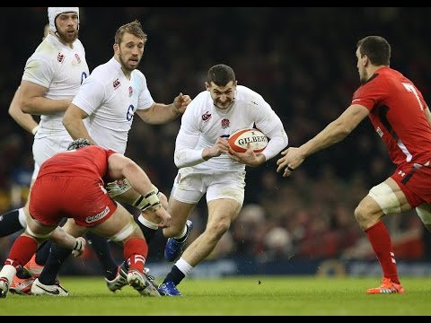 Wales v England, Official short highlights worldwide, 06th Feb 2015