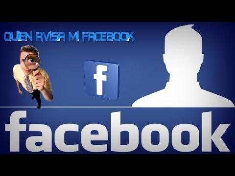 Como Saber Quien Visita Mi Perfil De Facebook(Sin Programas 2014)