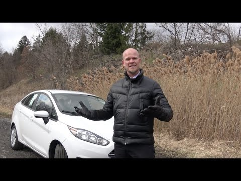 Here's why a brand NEW Ford Fiesta is ONLY $13.100! What do you get for the $$ ?