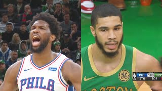Celtics vs Sixers Final Minutes Of Crazy Finish! Celtics vs Sixers December 12, 2019-20 NBA Season
