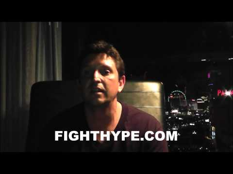 ALEX ARIZA DISCUSSES WHETHER OR NOT HELL BE WORKING MORE CLOSELY WITH FLOYD MAYWEATHER