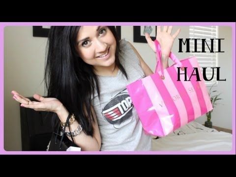 HAUL: Victoria's Secret, Sephora, & F21