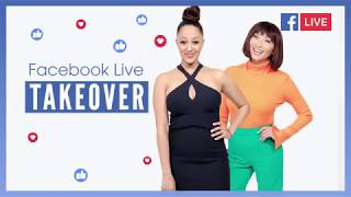 Tamera Convinces Jeannie to Do a Viral Dance Challenge!