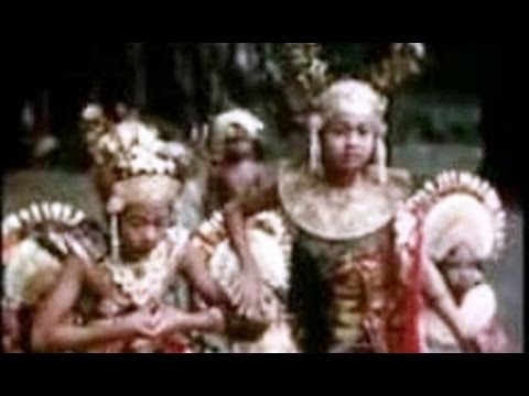 Bali, 1936- The Mystical Barong, And Legong Dance - Tempo Doeloe Indonesia video