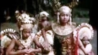Bali, 1936- The Mystical Barong, and Legong Dance - Tempo Doeloe Indonesia
